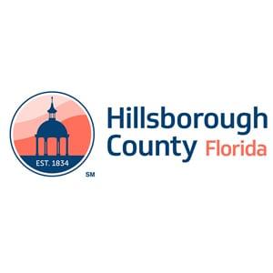 Logo image for Hillsborough County Florida