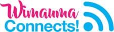 Wimauma Connects Logo